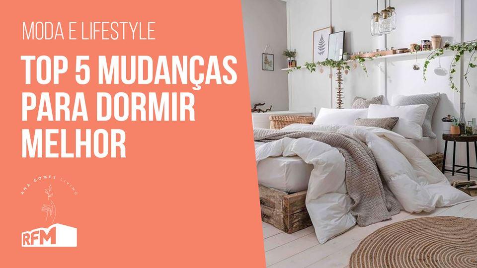 Ana Gomes Living:Top 5  Mudanç...