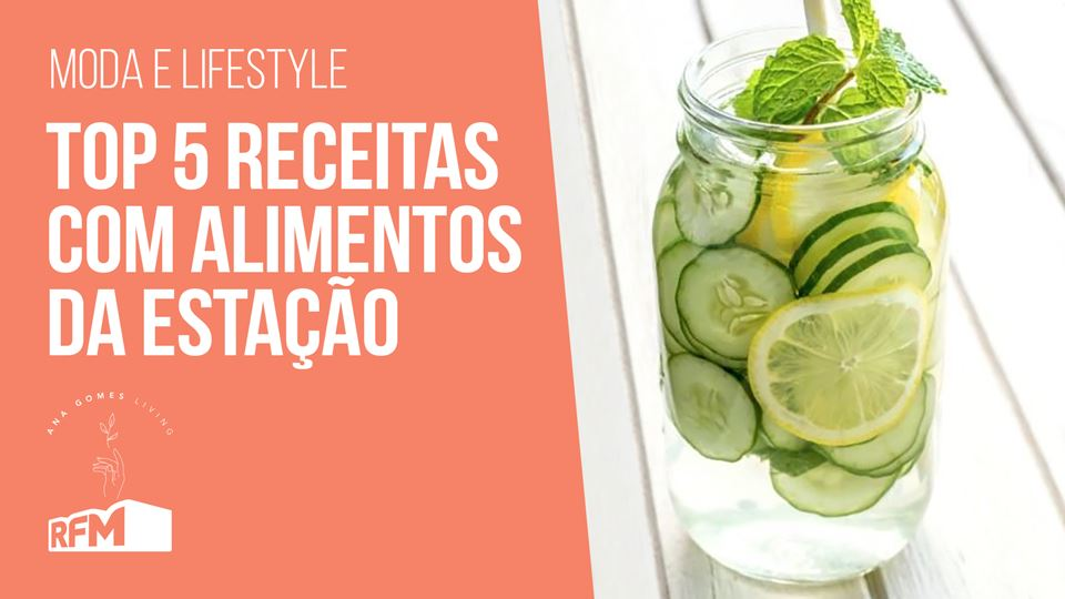 Ana Gomes Living: top 5 receit...