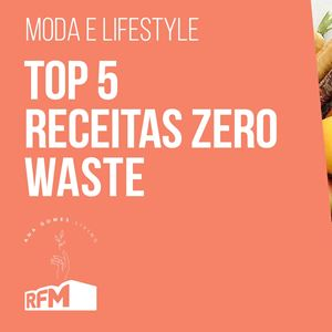 Ana Gomes Living: top 5 receitas zero waste