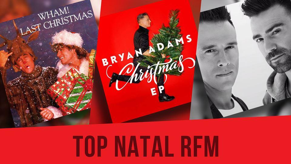 Top 25 RFM especial de Natal 2020