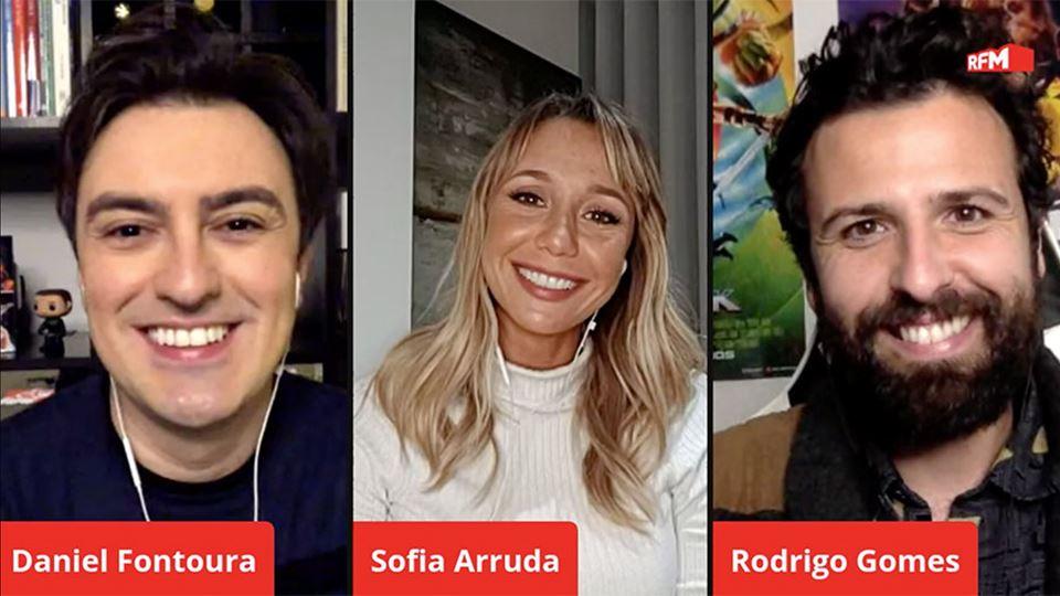 Sofia Arruda no Wi-Fi