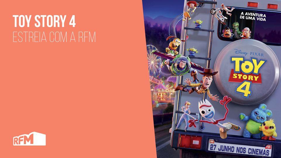 Woody está de volta com a RFM!...