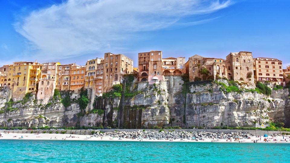 Tropea itália