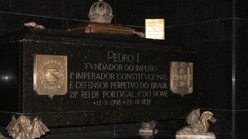 Túmulo de Dom Pedro