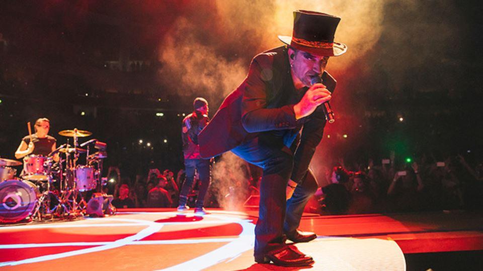 Bono Vox já recuperou a... vox