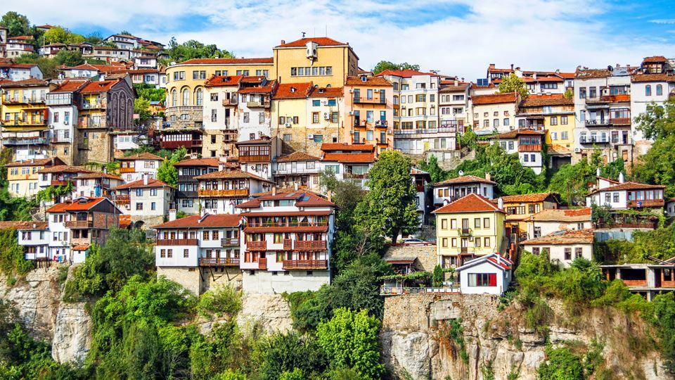 Veliko Tarnovo bulgária