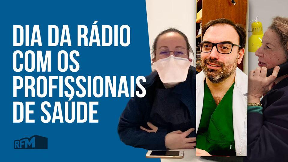 Dia da Rádio com os profission...