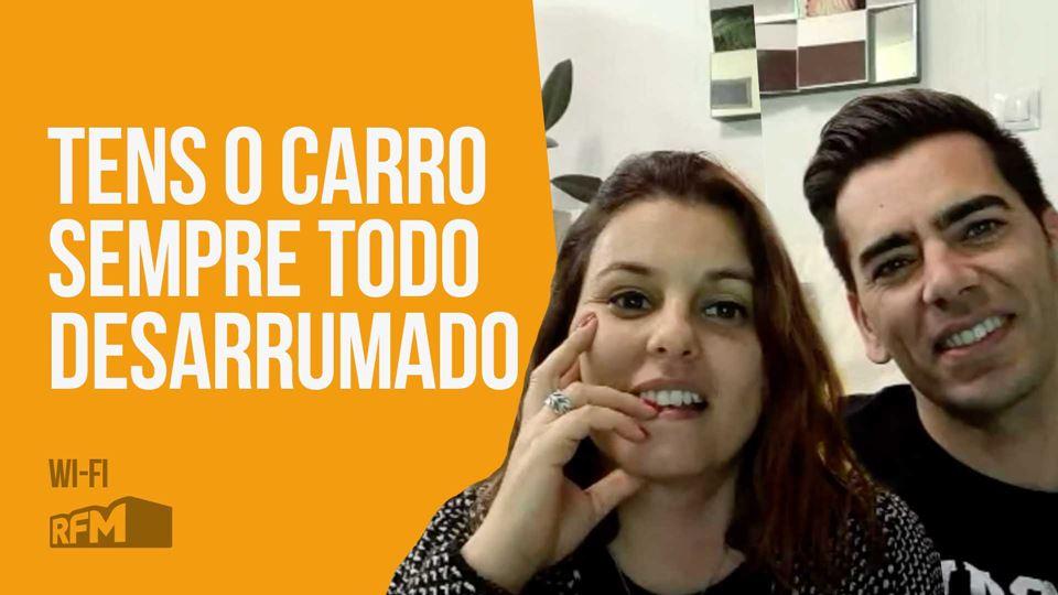 Pedro e Rita Fernandes live no...