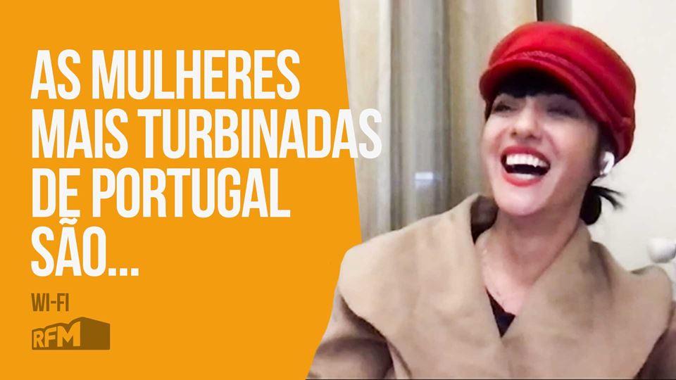 Ana Malhoa live no WI-FI