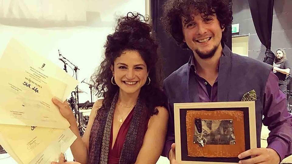 Violinista português conquista...