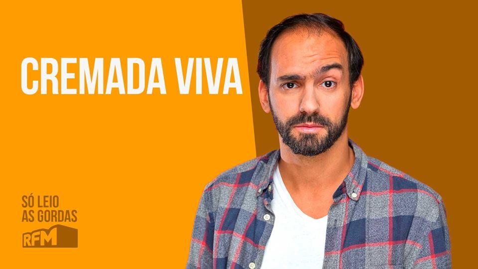 Duarte Pita Negrão: Cremada viva