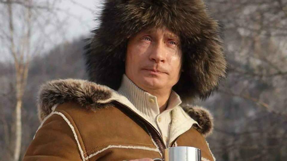 Estudo diz que Vladimir Putin ...