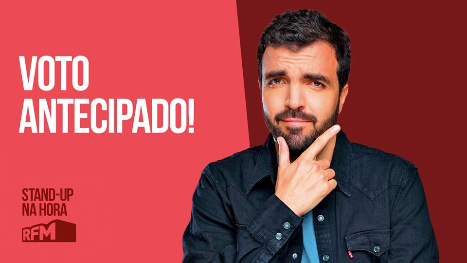 RFM - STAND UP NA HORA: VOTO A...
