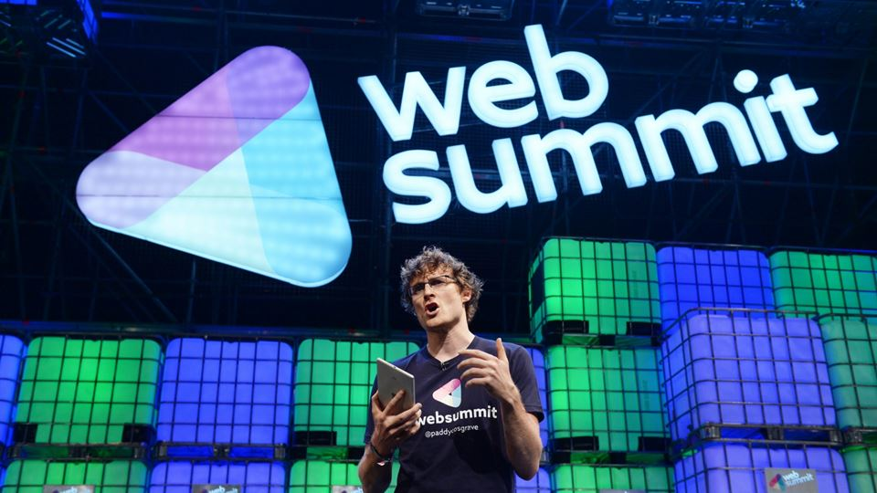 Web Summit 2020 vai ser exclus...