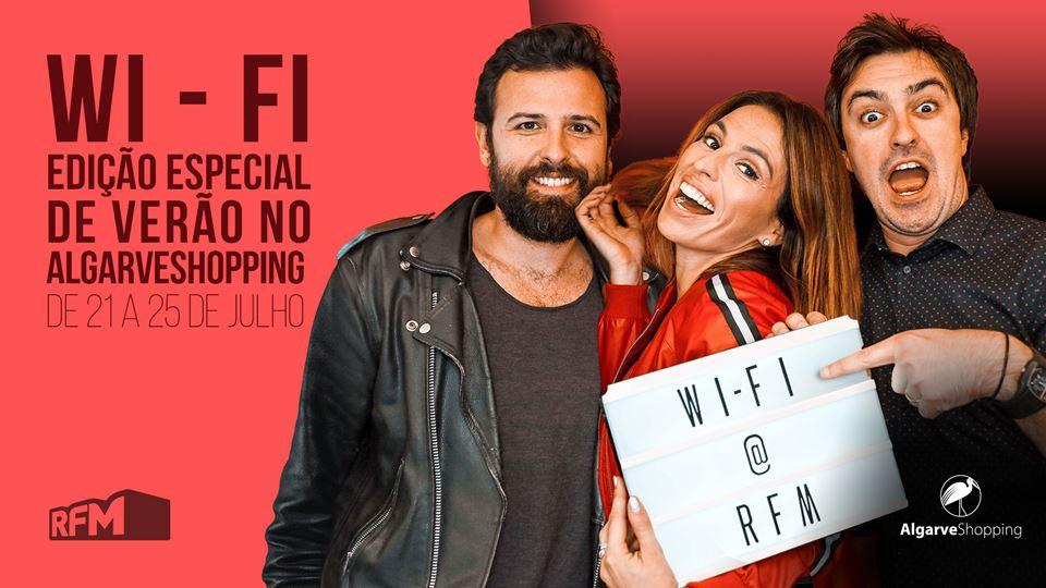 Wi-Fi Edição Especial de Verã...