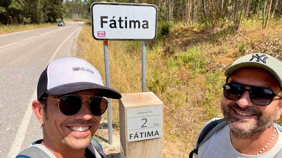 José Coimbra e Alberto Índio f...