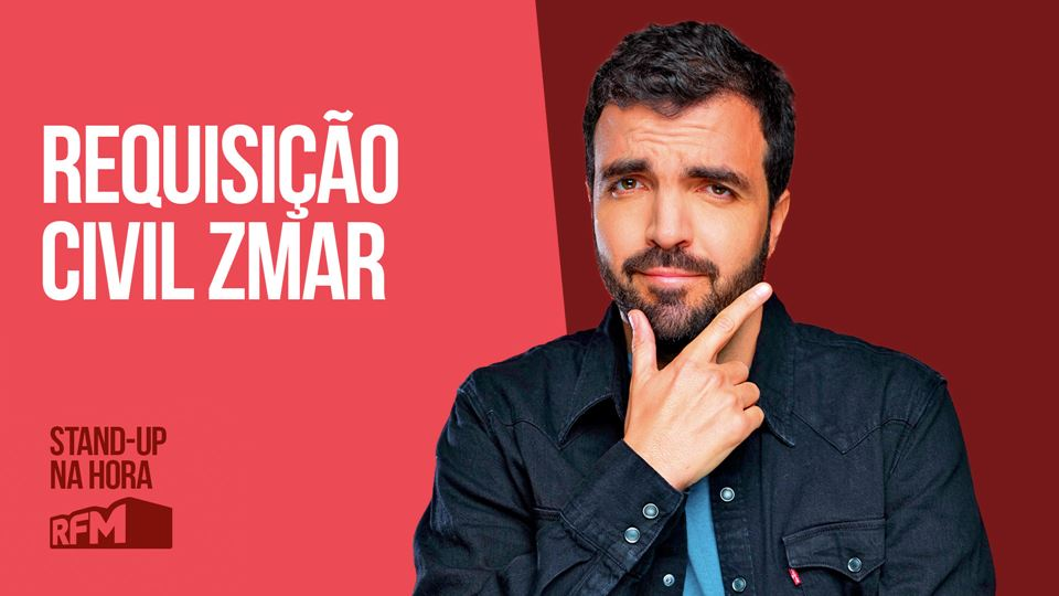 RFM - STAND UP NA HORA: REQUIS...