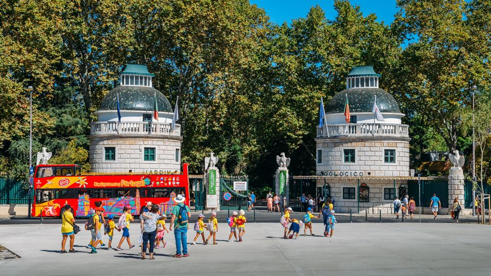 O Jardim Zoológico de Lisboa f...