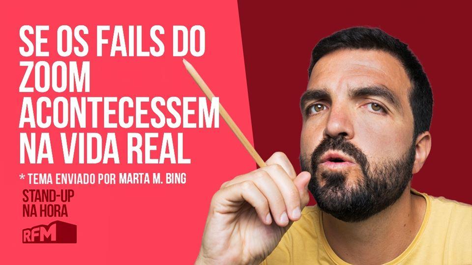 Salvador Martinha: Se os fails...