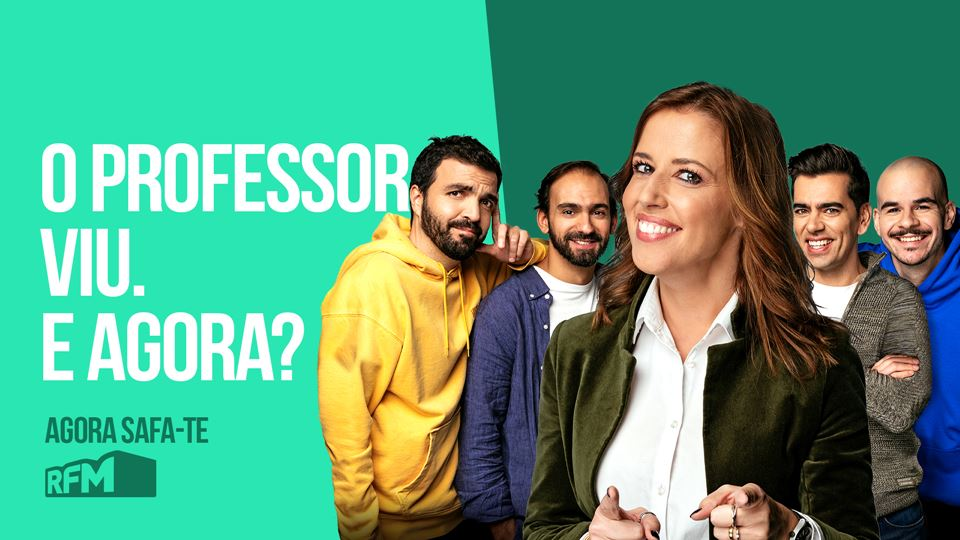 Mariana Alvim: O professor viu...